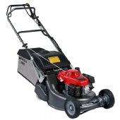 "Honda HRH536QX 53cm/21"" Professional Self Propelled Lawnmower with Rear Roller (Petrol)"